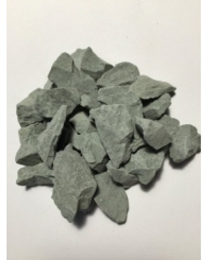 Blue Cambrian clay lump  0,5 kg ( 1,1 lb)edible for detox and scin care