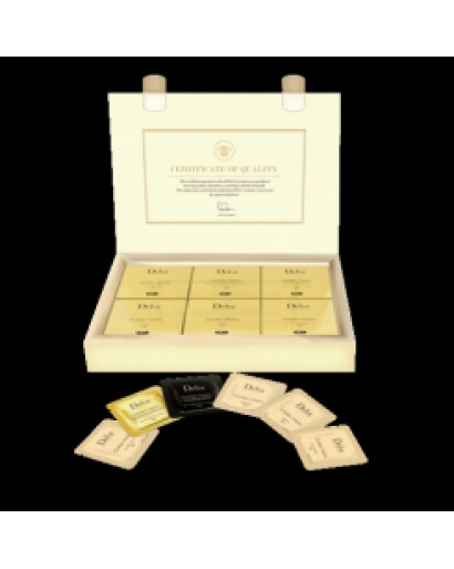 Cosmetic travel Kit Delor Golden Matrix FULL REJUVENATION KIT