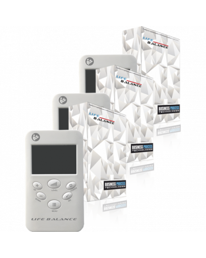 VIP trio set  - 3 devices  Life Balance wellness device detox control of parasites