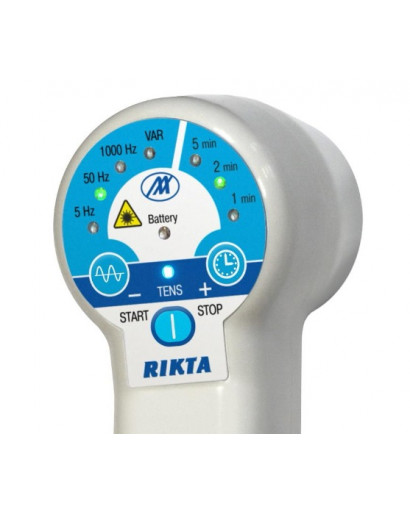 Rikta -Esmil 2A  Low Level Laser Therapy Full English Version EMS Shipping Free