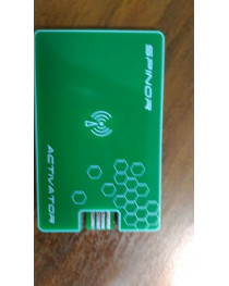 Cem Tech Spinor AK TOM  card emitter  Medium size COVID-19  prevention and vaccination