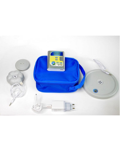 Mishins coils  equipment - Set sinus generators TGS-4A + Power Bank