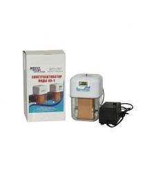 WATER IONIZER PURIFIER ALKALIZER mod. AP -1 2T  with  titanium cathode  and indicator  alkaline acidic water